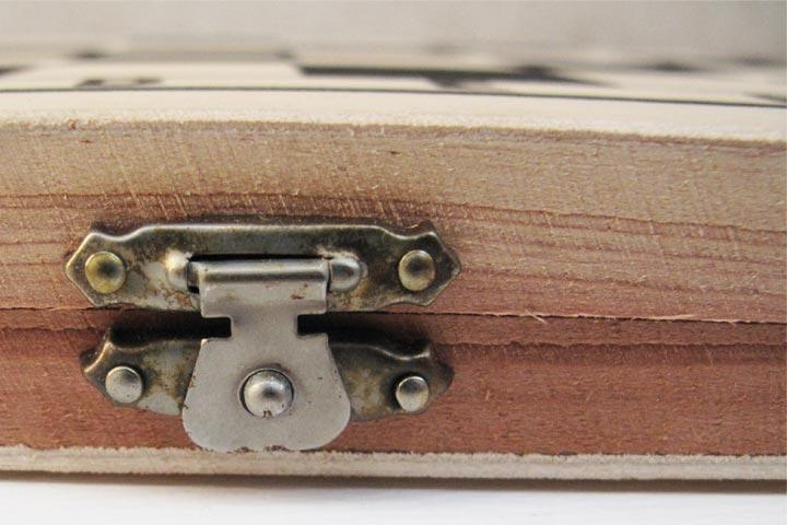 قفل صفحه شطرنج