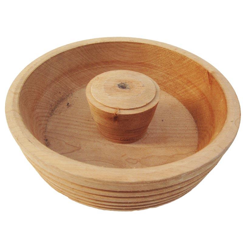خرید قندلاک چوبی