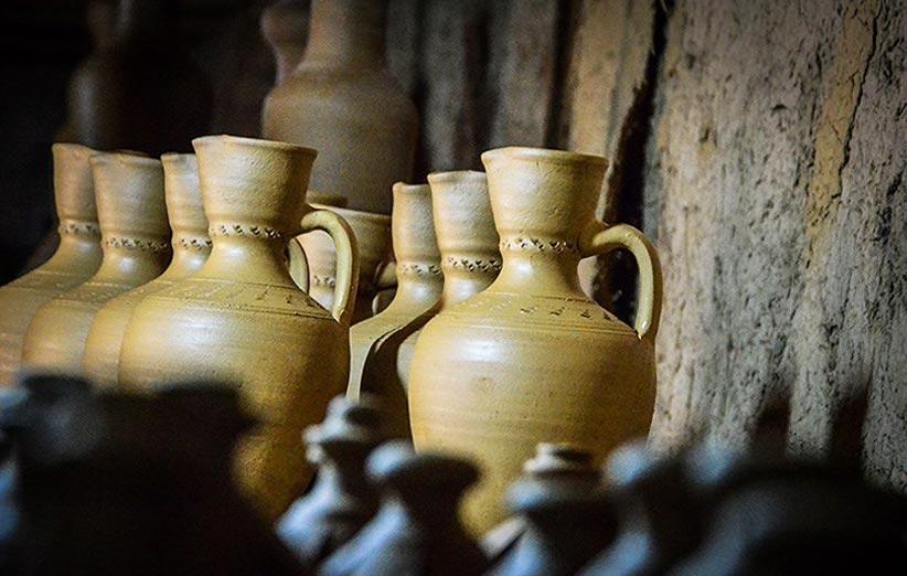 خرید سفال سنتی گیلان