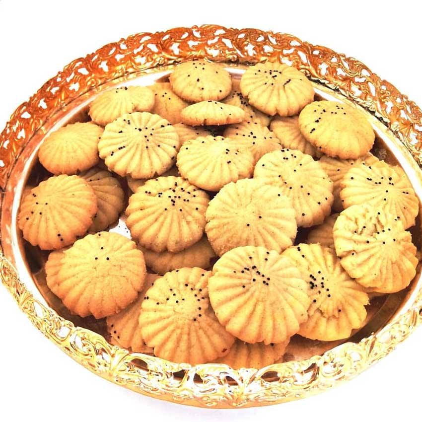 نان برنجی شیراز