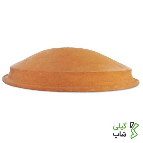 تابه یا ساج بزرگ سفالی (۳۱٫۵ cm)