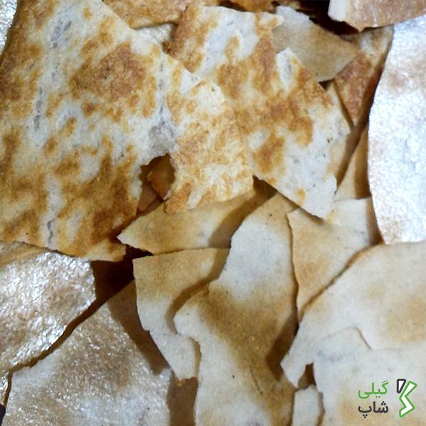 نان تمیجان چیپسی (خشک) گیلان