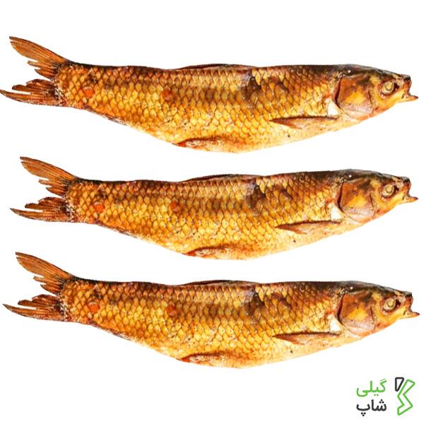 ماهی سفید دودی دریای خزر