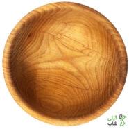 کاسه چوبی کد w-02