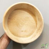 کاسه چوبی کد w-03