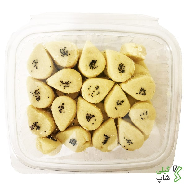 شیرینی برنجی گیلان (وزن: 350 گرم)