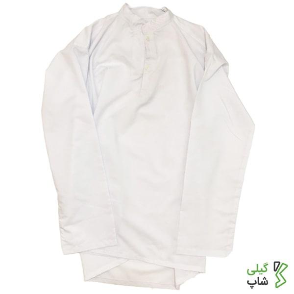 لباس مردانه و سفید گیلانی