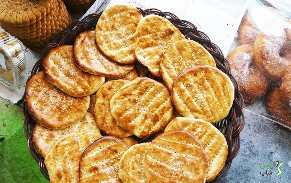نانی خوشمزه و منحصر به فرد به نام فطیر