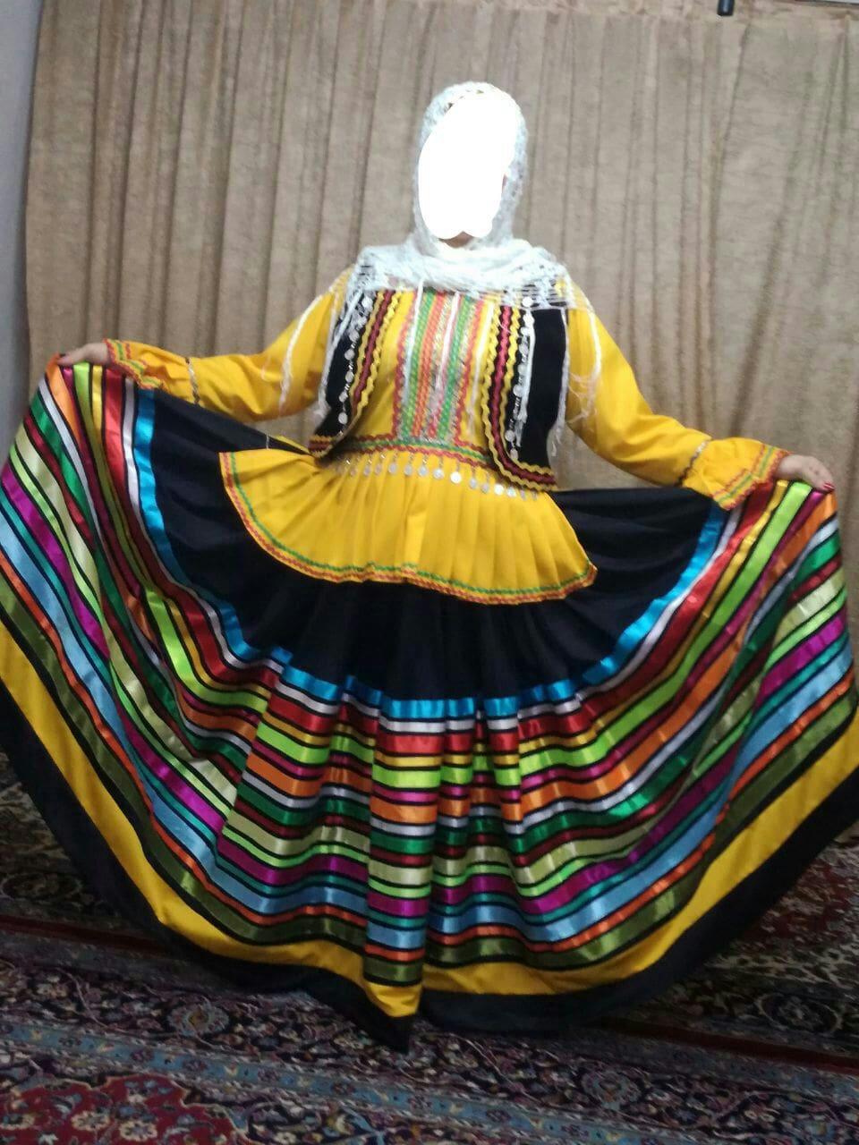 لباس شمالی زنانه