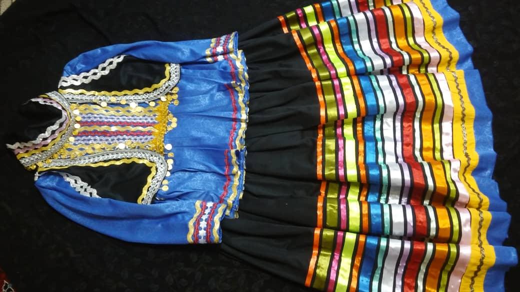 لباس دخترانه شمالی